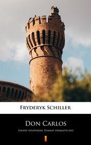 okładka Don Carlos, Ebook | Schiller Fryderyk