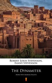 okładka The Dynamiter, Ebook | Fanny Stevenson, Robert Louis Stevenson