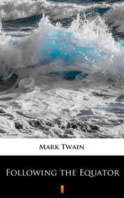 okładka Following the Equator, Ebook   Mark Twain