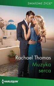 okładka Muzyka serca, Ebook | Rachael Thomas