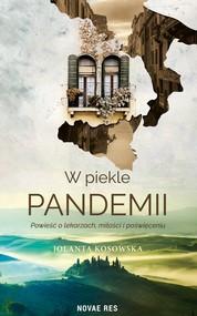 okładka W piekle pandemii, Ebook | Jolanta Kosowska