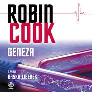 okładka Geneza, Audiobook   Robin Cook