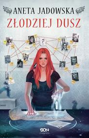okładka Złodziej Dusz, Ebook | Aneta Jadowska