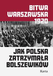 okładka Bitwa warszawska, Ebook | Opracowanie zbiorowe