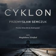 okładka Cyklon, Audiobook | Przemysław Semczuk