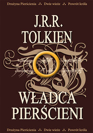 okładka Władca Pierścieni. Tom 1-3, Ebook | J.R.R.  Tolkien