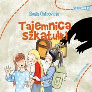 okładka Tajemnica szkatułki, Audiobook   Beata Ostrowicka