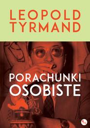 okładka Porachunki osobiste, Ebook   Leopold Tyrmand