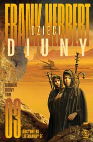 okładka Dzieci Diuny, Ebook | Frank Herbert
