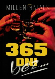 okładka 365 dni bez..., Ebook | Łukasz Kisiała (Millenials)