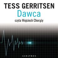 okładka Dawca, Audiobook | Tess Gerritsen