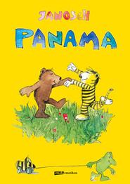 okładka Panama, Książka | Janosch