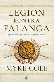 okładka Legion kontra falanga, Ebook | Myke Cole