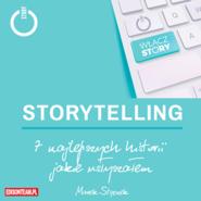 okładka 7 najlepszych historii, jakie usłyszałem, Audiobook | Marek Stączek