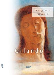 okładka Orlando, Książka | Virginia Woolf
