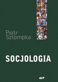 okładka Socjologia. Analiza społeczeństwa, Książka | Piotr Sztompka