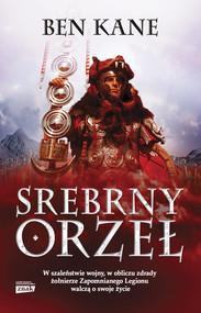 okładka Srebrny Orzeł, Książka | Ben Kane