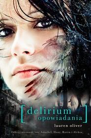 okładka Delirium. Opowiadania, Książka | Oliver Lauren