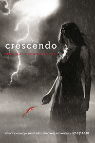 okładka Crescendo, Książka | Becca Fitzpatrick