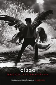 okładka Cisza, Książka | Becca Fitzpatrick