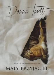 okładka Mały Przyjaciel, Książka | Donna Tartt