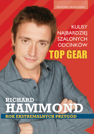 okładka Rok ekstremalnych przygód , Książka | Hammond Richard
