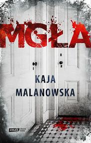 okładka Mgła, Książka | Kaja Malanowska