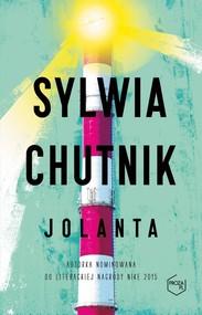 okładka Jolanta, Książka | Sylwia Chutnik
