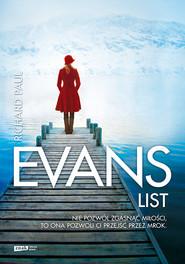 okładka List, Książka | Paul Evans Richard