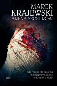okładka Arena szczurów, Książka | Marek Krajewski