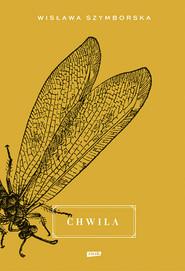 okładka Chwila, Książka | Wisława Szymborska