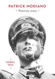 okładka Nawroty nocy, Książka | Patrick Modiano