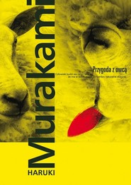 okładka Przygoda z owcą, Książka | Haruki Murakami