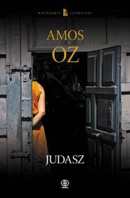 okładka Judasz, Książka | Amos Oz