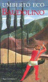okładka Baudolino, Książka   Umberto Eco