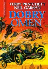 okładka Dobry omen, Książka | Terry Pratchett, Neil Gaiman