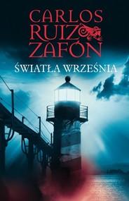 okładka Światła września, Książka | Carlos Ruiz Zafón