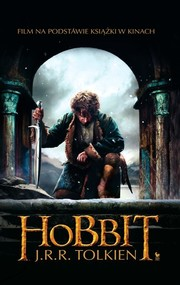 okładka Hobbit, czyli tam i z powrotem, Książka   J.R.R.  Tolkien
