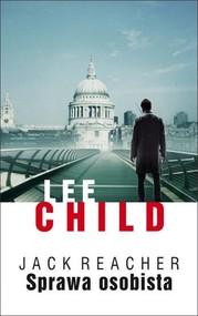 okładka Sprawa osobista, Książka   Lee Child