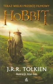 okładka Hobbit, Książka | J.R.R.  Tolkien