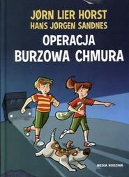 okładka Operacja Burzowa Chmura, Książka   Lier Horst Jorn