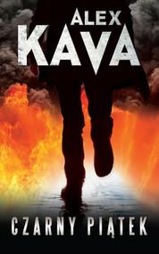 okładka Czarny Piątek, Książka | Alex Kava