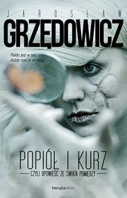 okładka Popiół i kurz, czyli opowieść ze świata pomiędzy, Książka | Jarosław Grzędowicz