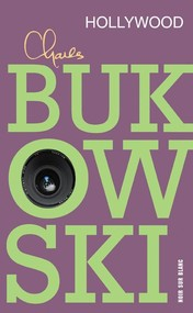 okładka Hollywood, Książka | Charles Bukowski