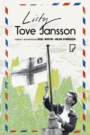 okładka Listy Tove Jansson, Książka | Tove Jansson