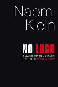 okładka No logo, Książka | Naomi Klein