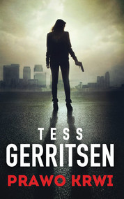 okładka Prawo krwi, Książka | Tess Gerritsen