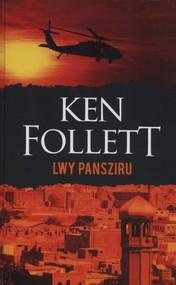 okładka Lwy Pansziru, Książka | Ken Follett