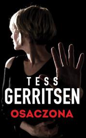 okładka Osaczona, Książka | Tess Gerritsen