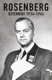 okładka Dzienniki, Książka | Alfred Rosenberg